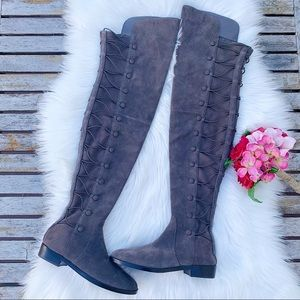 Vince Camuto Coatia Over The Knee Boot NEW $198